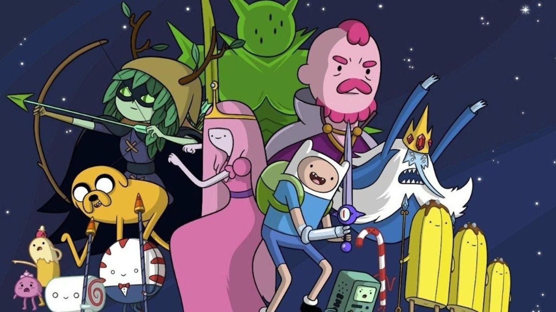 Watch Adventure Time Online Verizon Fios Tv