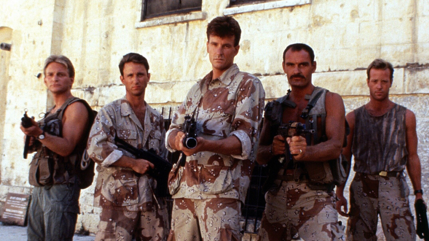 Delta Force 3 - The Killing Game (1991)